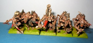 Citadel Ghouls - the complete unit