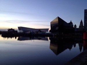 Museum of Liverpool from Albert Dock