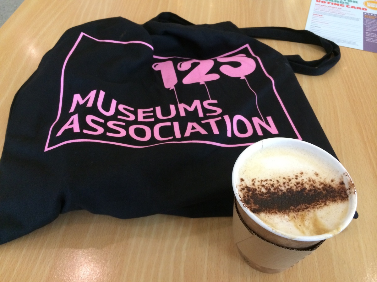 Museums Association Conference 2014