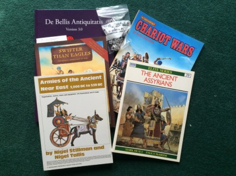 Rules and reference books