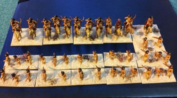 Early Arab DBA army