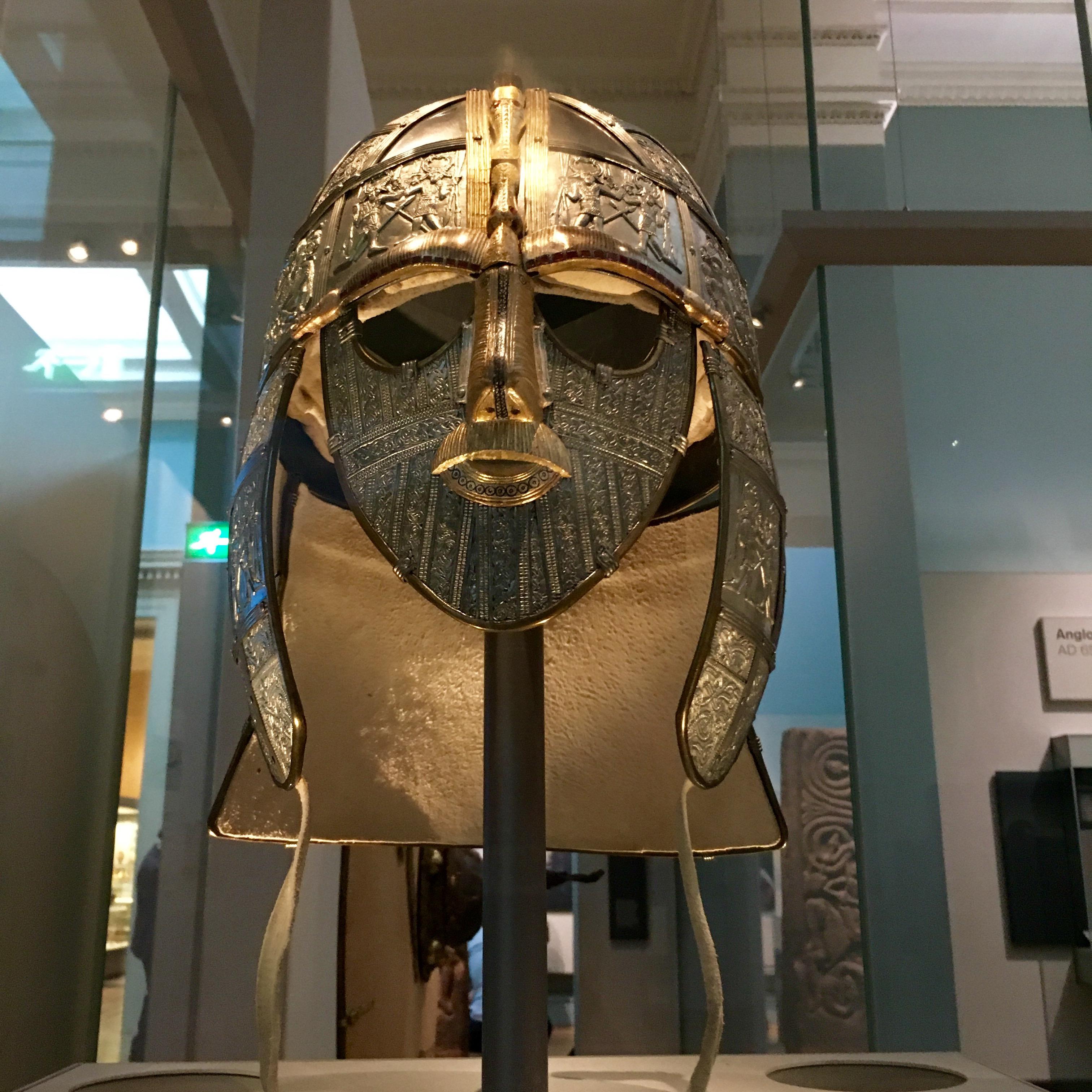 Modern version of the helmet