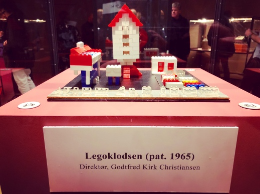 A 1965 Lego set submitted for patent